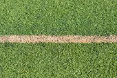 synthetic grass field