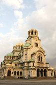 The St. Alexander Nevsky Cathedral, Sofia, Bulgaria