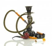 stock photo of shisha  - Smoking tools  - JPG