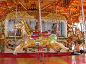 Carousel or Merry-Go-Round