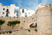 Peniscola Fortified Walls, Spain