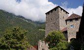 The donjon of Castle Tyrol