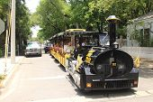 Key West, Florida, Conch Tour Train