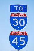Texas Interstates