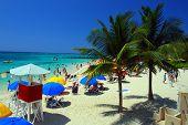 Doctor'S Cave Beach, Montego Bay, Jamaica..
