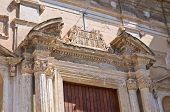Church of St. Domenico. Castellaneta. Puglia. Italy.