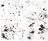 High-Res Spatter Texture 1