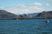 Loch Carron. Scotland