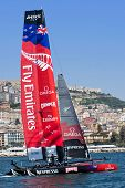 34th America's Cup World Series 2013 in Naplesx