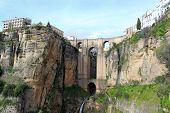 Puente Nuevo Puente, en Ronda, España