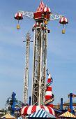 Coney Tower in Coney Island Luna Park