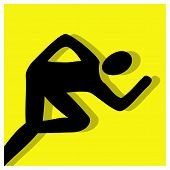 Sprint Events Pictogram