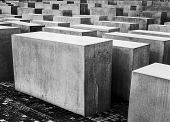 Shoah Memorial In Berlin