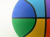 Six Colors Basket Ball
