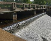 Bridge And Spillway
