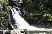 foto of abram  - Rushing waterfall - JPG
