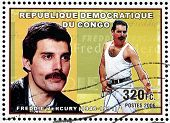 Freddie Mercury Stamp
