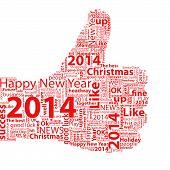 Thumb Up Symbol 2014