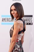 LOS ANGELES - NOV 24:  Giuliana Rancic at the 2013 American Music Awards Arrivals at Nokia Theater o