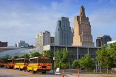 stock photo of kansas  - Kansas City Missouri  - JPG