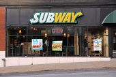 Subway Sandwich Shop