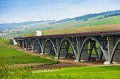 Autostrada Highway In Slovakia
