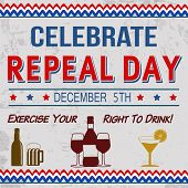 Repeal Day Poster