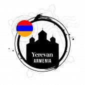 stamp Yerevan, Armenia