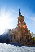 St. Peter Und Paul Church In Bern