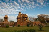Devi Jagdambi Temple, Dedicated To Parvati, Western Temples Of Khajuraho. Unesco World Heritage Site