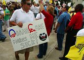 Tea Party Express Rally