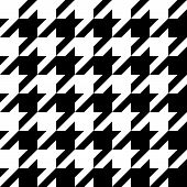 Houndstooth Large Weave