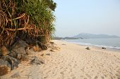 pic of lantau island  - Beautiful beach on Lantau Island Hong Kong China - JPG