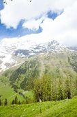 Upper Tauern National Park near Grossglockner, Carinthia and East Tyrol, Austria