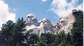 Mt Rushmore Trees
