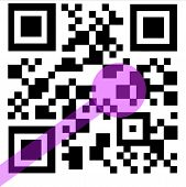 QR Code With Laser