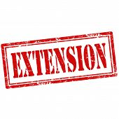 Extension-stamp