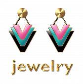 Fashion Jewelry Earrings Trendy