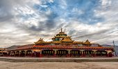 Lharong Monastery Of Sertar