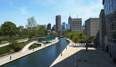 Indianapolis water canal