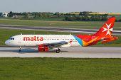 A320 Air Malta