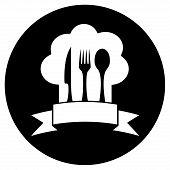 round Restaurant Icon