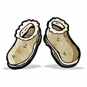 cartoon winter slippers