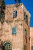 Sidi Bou Said - Typical Building Tunisia
