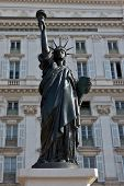 City Of Nice - Statue Of Liberty
