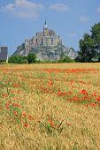 Mont Saint Michel Brittany France