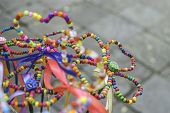 Multicolor Heart Shapes