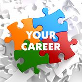 Your Career on Multicolor Puzzle.