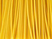 Close up of Spaghetti. Italian Food. poster