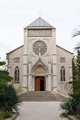 Church Of The Blessed Virgin Mary In Yalta